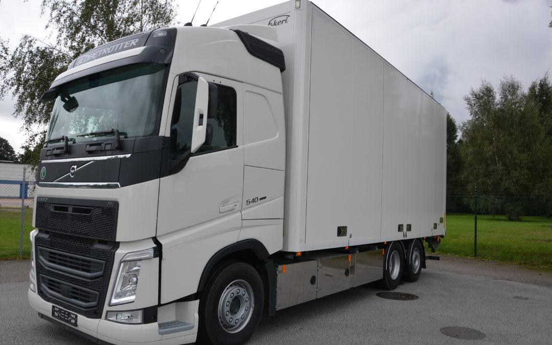 Volvo FH 540 6*2 Ekeri