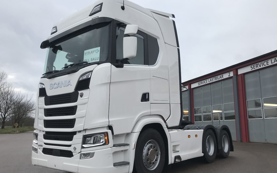 Scania S650A6x2NB