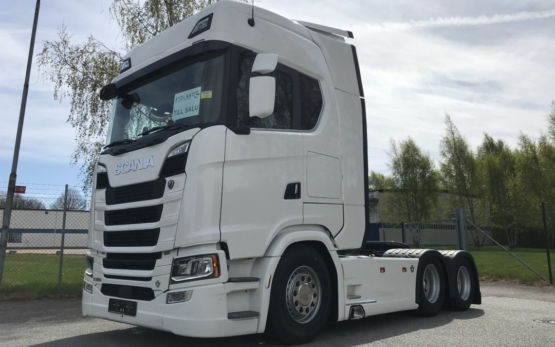 Scania S580A6x2NB