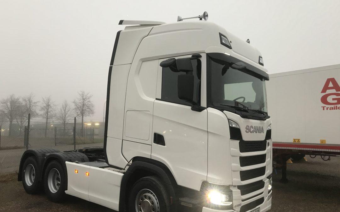 Scania S500A6x2NB