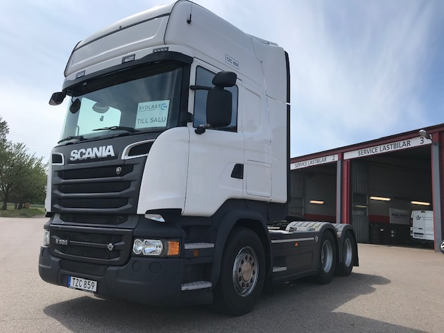 Scania R520LA6x2MNA Topline
