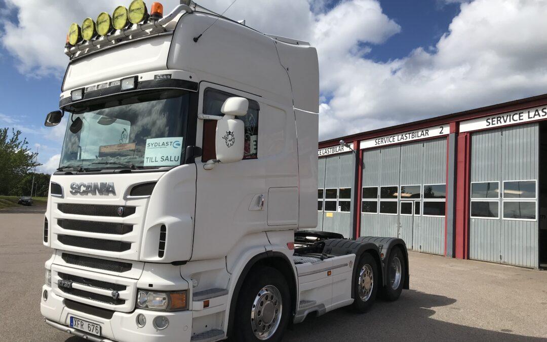 Scania R730LA6x2/4MNB Puscher