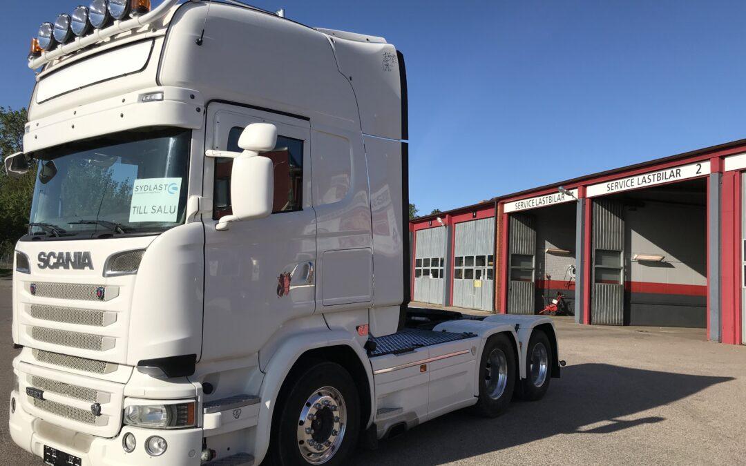 Scania R580LA6x2HNB Euro 6
