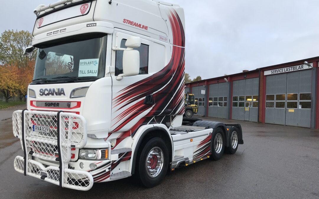 Scania R500LA6x2HNB
