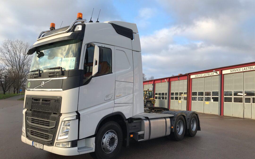Volvo FH500 6*2 ADR FL med hydraulik
